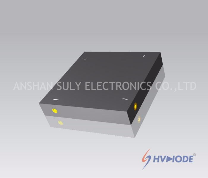 QLC Type High Voltage Rectifier Full-phase Bridges