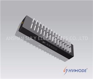 Heatsink Type High Voltage Stacks
