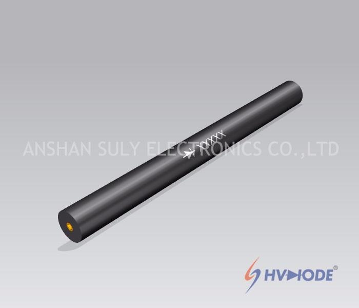 Cylindrical High Voltage Stacks