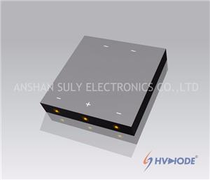 W-Type High Voltage Rectifier Bridge