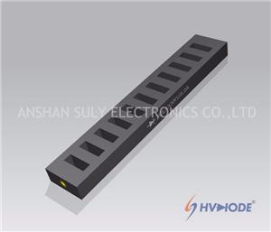 Multihole Type High Voltage Stacks