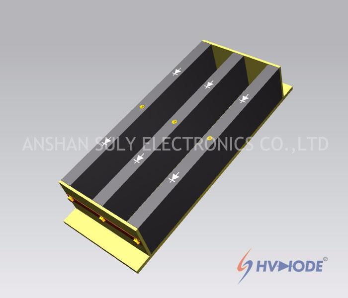 Component Type High Voltage Rectifier Three-phase Bridge