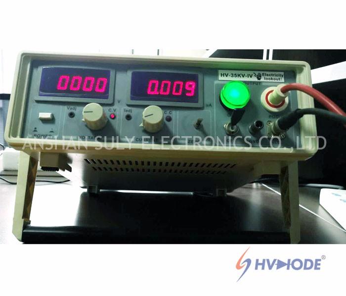 20KV HV-ⅡType High Voltage DC Power Supplies
