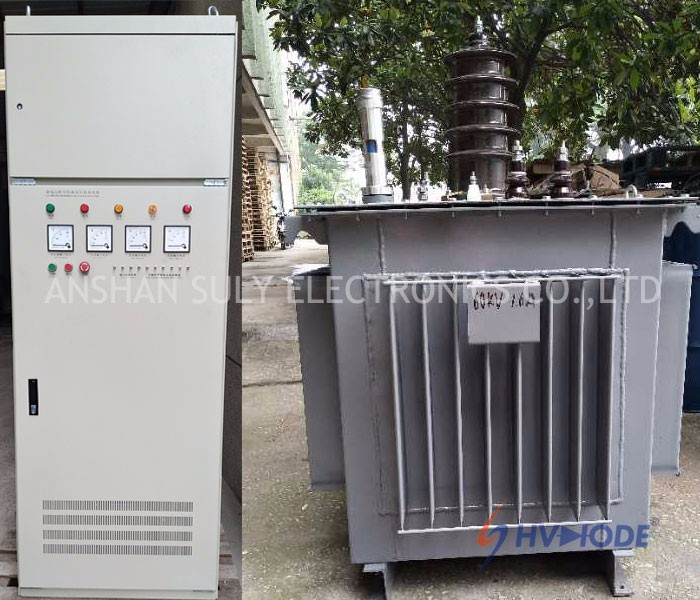 Electrostatic Precipitator Equipments And Control Cabinet