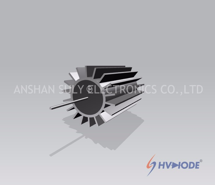 2CLHP Series High-power High Voltage Diodes