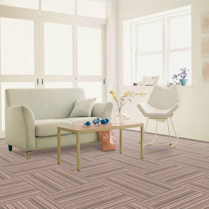 Best purchase PVC Backing Carpet Tile for sale