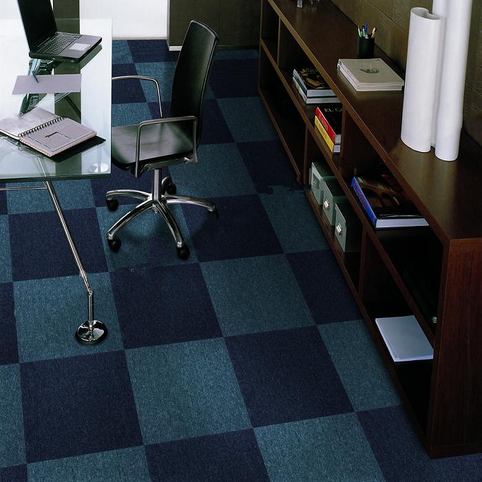 Commercial grade Plain Modular Carpet online