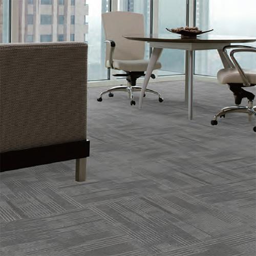 Reliable factory Jacquard Modular Carpet Good Seal