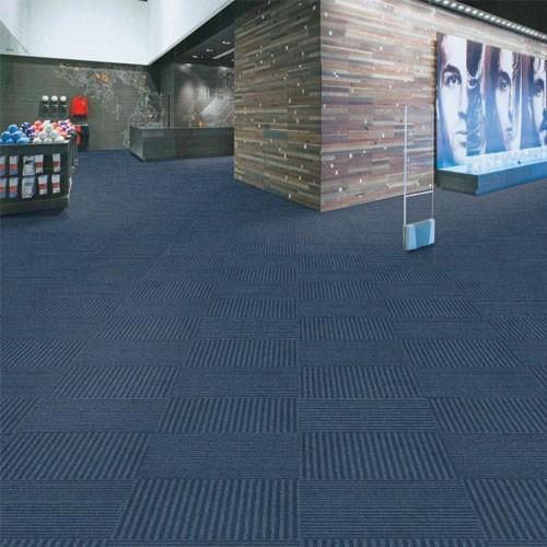New Style Stripe Modular Carpet display price