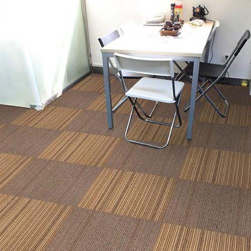 Buy individual New designed Stripe Modular Carpet