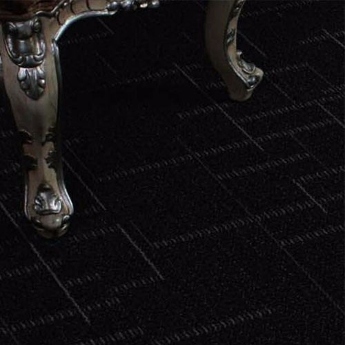 Modern Office Nylon Jacquard Modular Carpet tile