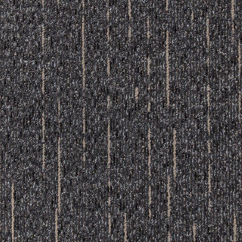 100% PP commercial PVC back modular carpet