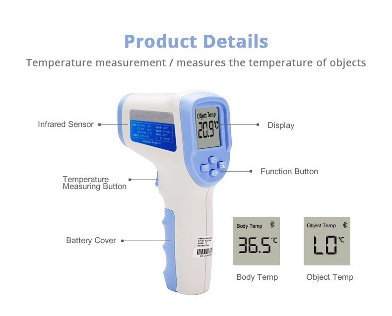 High quality Baby body fever forehead thermometer / infrared digital clinical smart thermometer Quotes,China Baby body fever forehead thermometer / infrared digital clinical smart thermometer Factory,Baby body fever forehead thermometer / infrared digital clinical smart thermometer Purchasing