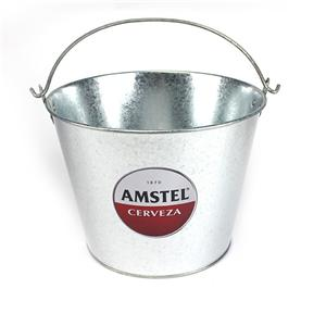 Metal Tin Bucket