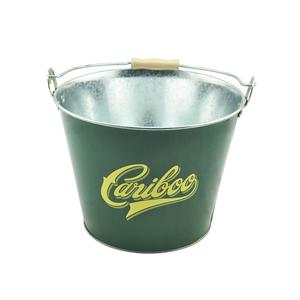 Galvanized Ice Bucket