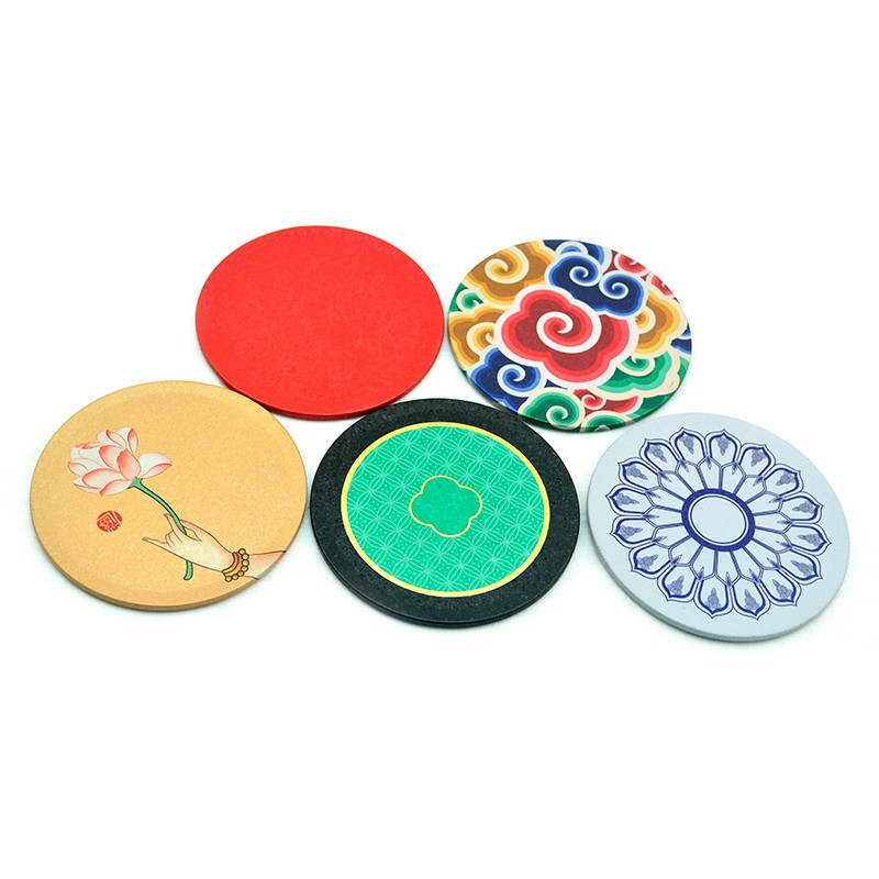 Metal Coaster With Cork Back Manufacturers, Metal Coaster With Cork Back Factory, Supply Metal Coaster With Cork Back