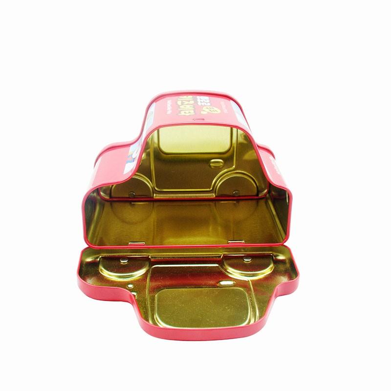Car Shaped Tin Box Manufacturers, Car Shaped Tin Box Factory, Supply Car Shaped Tin Box