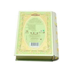Book Shaped Tin Box Manufacturers, Book Shaped Tin Box Factory, Supply Book Shaped Tin Box