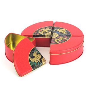 Fan Shaped Tin Box Manufacturers, Fan Shaped Tin Box Factory, Supply Fan Shaped Tin Box