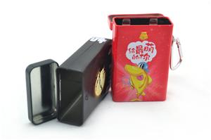 Rectangular Tobacco Tin Box Manufacturers, Rectangular Tobacco Tin Box Factory, Supply Rectangular Tobacco Tin Box