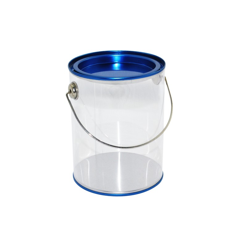PET Tin Bucket Manufacturers, PET Tin Bucket Factory, Supply PET Tin Bucket