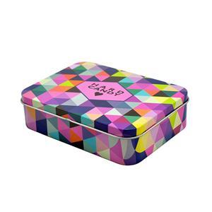 Rectangular Candy Tin Box With Hinge Manufacturers, Rectangular Candy Tin Box With Hinge Factory, Supply Rectangular Candy Tin Box With Hinge