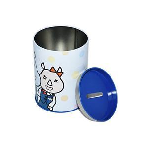 Round Coin Bank Tin Box Manufacturers, Round Coin Bank Tin Box Factory, Supply Round Coin Bank Tin Box
