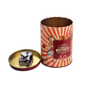 Round Music Tin Box Manufacturers, Round Music Tin Box Factory, Supply Round Music Tin Box