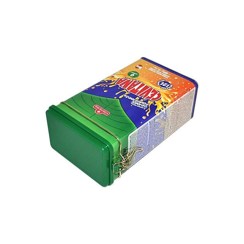 Airtight Rectangular Tin Box Manufacturers, Airtight Rectangular Tin Box Factory, Supply Airtight Rectangular Tin Box