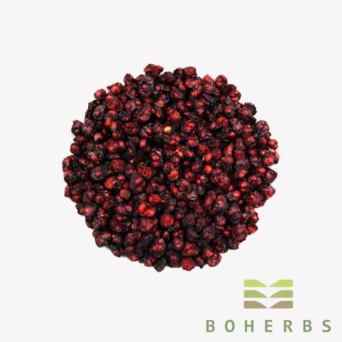 Organik Bertauliah Schisandra Berries