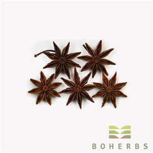 Star Anise Whole Certified Organic