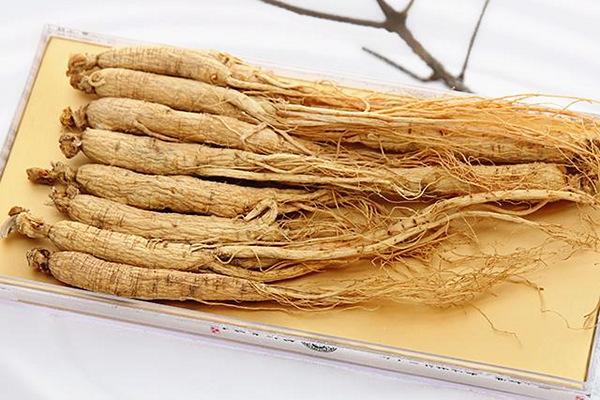 White Ginseng Root