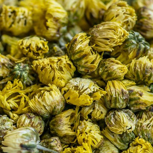 Fetal Chrysanthemum Tea