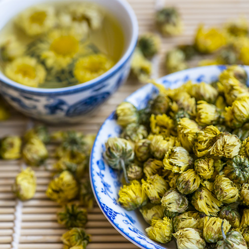 Dried Fetal Chrysanthemum