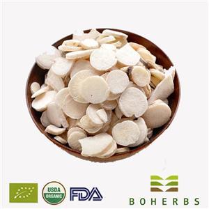 Pivoine blanche racine certifiée biologique