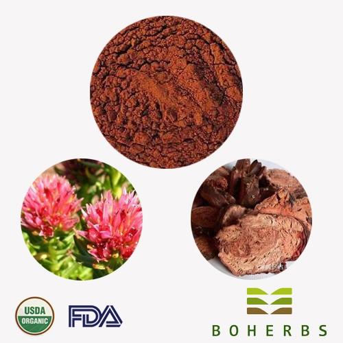 Rhodiola Rosea Extract Powder Organic Certified