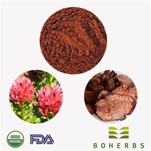 Rhodiola Rosea Extract Powder Organic Certified