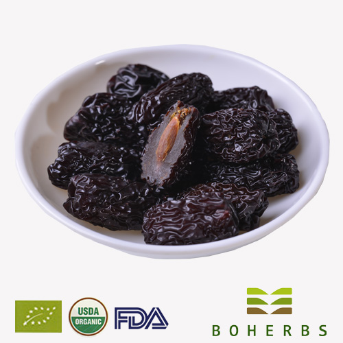 Black Dates Snack