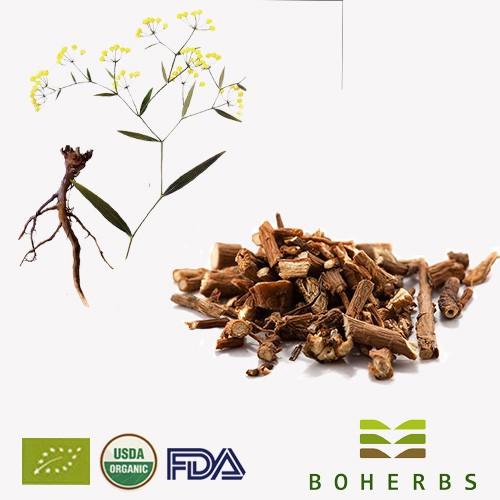 Chinese Thorowax Root Certified Organic