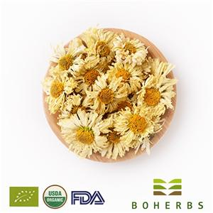 Chrysanthemum Flowers Certified Organic