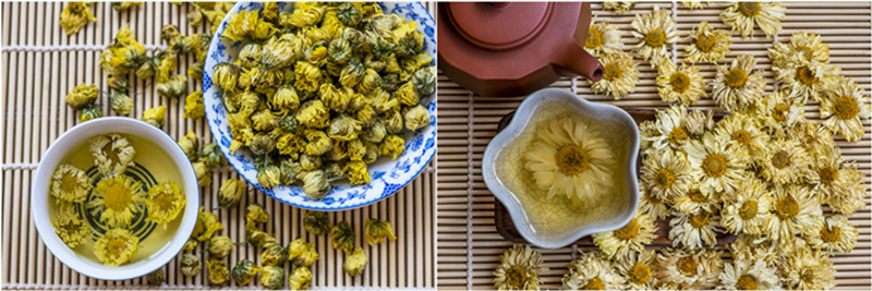 Health Tea Chrysanthemum Buds