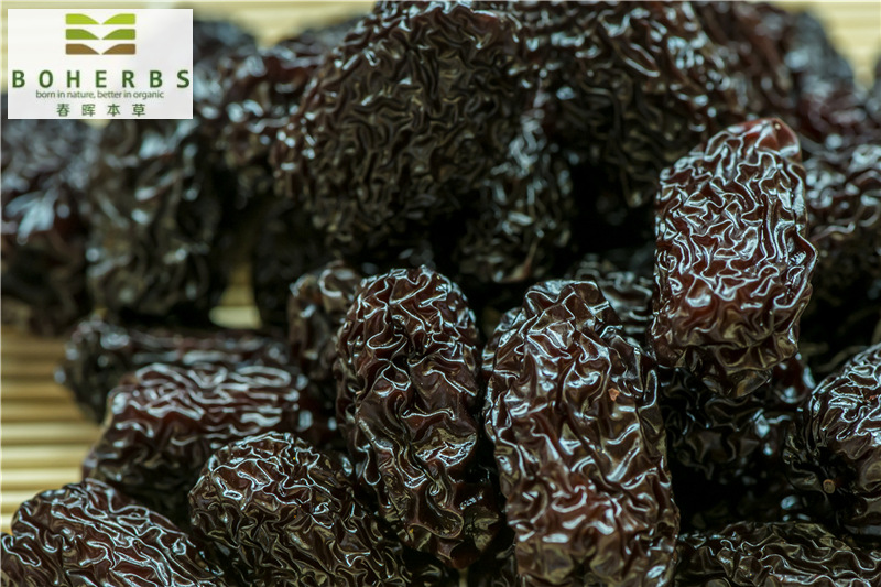 Black Dates Jujubes rouges