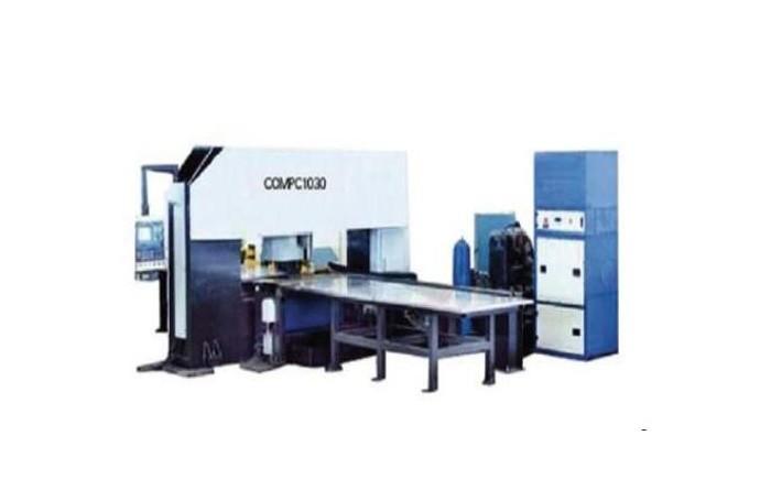 CNC Punching And Cutting Complex Machine
