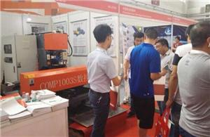 Tuowei CNC participated in the 13th China International Machine Tool Exhibition of CIMES2016