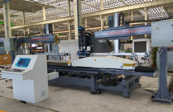 COMP12030 CNC Punching Machine
