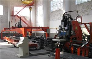 COMPK Car Flat CNC Punching Production Line