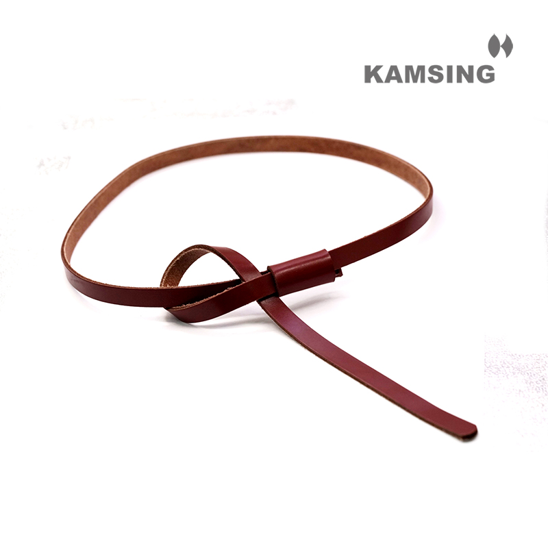 chic belt,simple waistband,belt without buckle