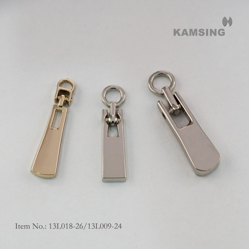 Custom Logo Zipper Puller