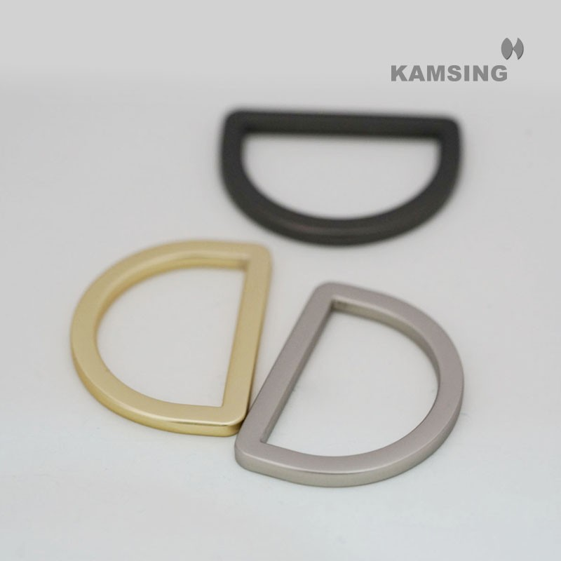 Plating D Ring Buckle