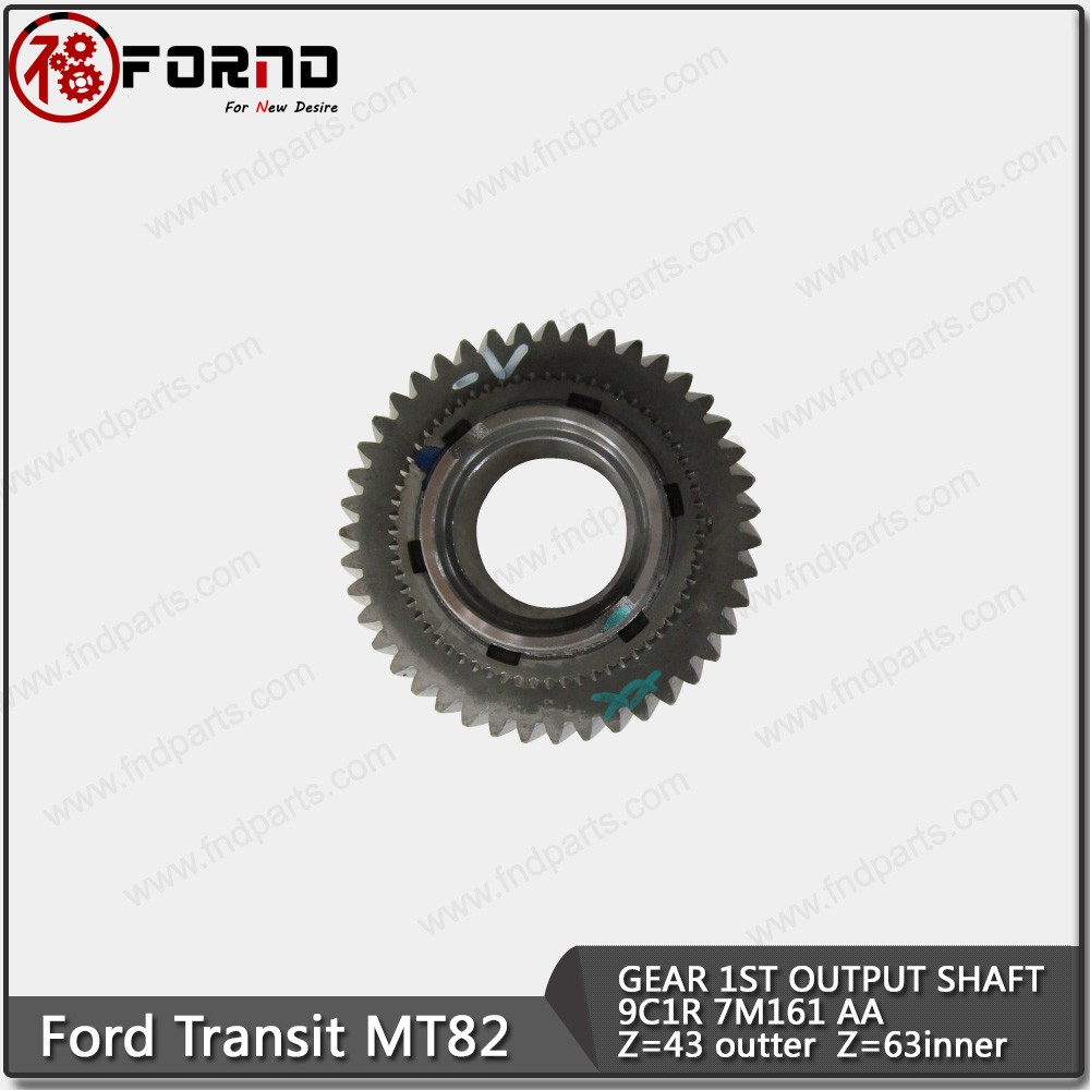 GEAR 1ST OUTPUT SHAFT 9C1R 7M161 AA